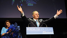 Auckland-National Party election night