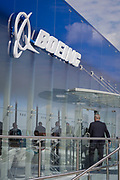 The Boeing hospitality chalet at the Farnborough Airshow, on 16th July 2018, in Farnborough, England. (Photo by Richard Baker / In Pictures via Getty Images)