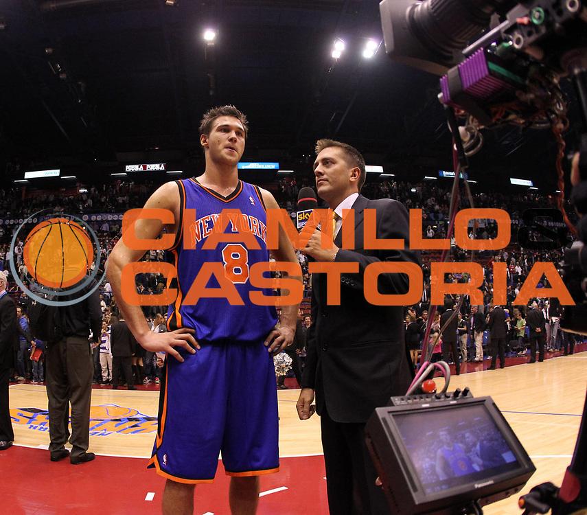 DESCRIZIONE : Milano NBA EUROPE LIVE TOUR 2010 Armani Jeans Milano New York Knicks<br /> GIOCATORE : Danilo Gallinari<br /> SQUADRA : New York Knicks<br /> EVENTO : NBA EUROPE LIVE TOUR 2010<br /> GARA : NBA EUROPE LIVE TOUR 2010 Armani Jeans Milano New York Knicks<br /> DATA : 03/10/2010<br /> CATEGORIA : Ritratto<br /> SPORT : Pallacanestro<br /> AUTORE : Agenzia Ciamillo-Castoria/G.Cottini<br /> Galleria : NBA EUROPE LIVE TOUR 2010<br /> Fotonotizia : Milano NBA EUROPE LIVE TOUR 2010 Armani Jeans Milano New York Knicks<br /> Predefinita :