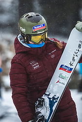 ZOGG Julie during FIS alpine snowboard world cup 2019/20 on 18th of January on Rogla Slovenia<br /> Photo by Matic Ritonja / Sportida