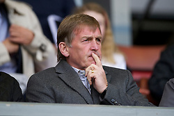 LIVERPOOL, ENGLAND - Thursday, May 5, 2011: Liverpool's manager Kenny Dalglish MBE during the FA Premiership Reserves League (Northern Division) match against Manchester United at Anfield. (Photo by David Rawcliffe/Propaganda)