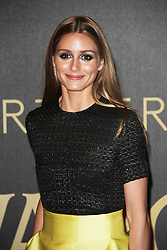 Olivia Palermo, The British Fashion Awards 2014, The London Coliseum, London UK, 01 December 2014, Photo By Brett D. Cove © Licensed to London News Pictures. 02/12/2014. Brett D Cove/PIQ/LNP