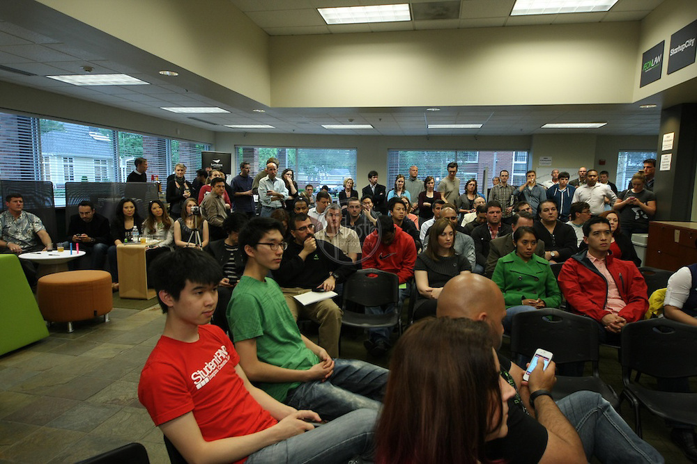 """Thinkspace hosts """"Raw and Unfiltered: What It Takes to be an Entreprenuer"""" with """"The Apprentice"""" star, James Sun."""