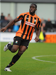 John Akinde, Barnet FC, Barnet v Eastleigh, Vanarama Conference, Saturday 4th October 2014