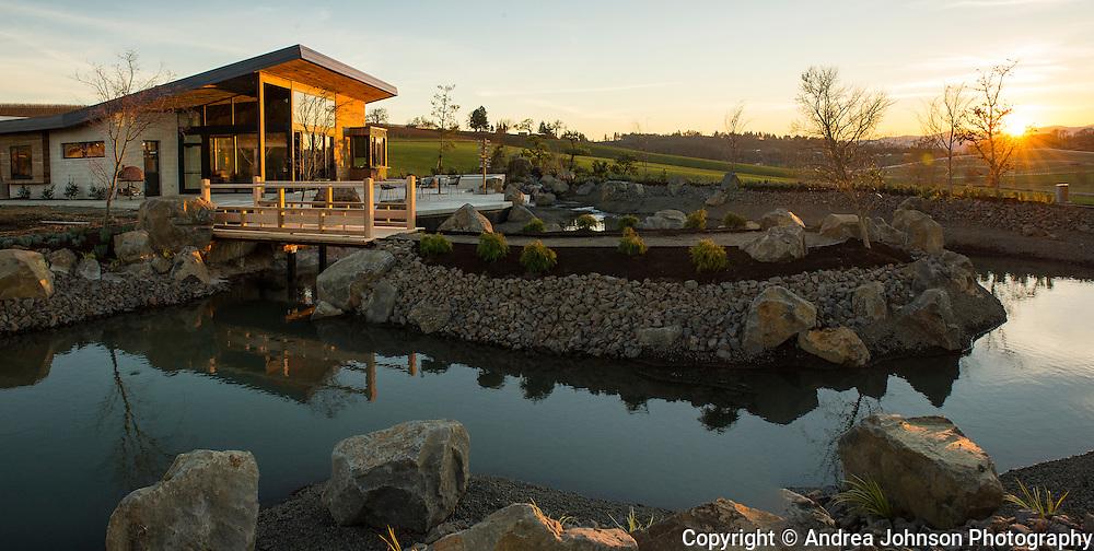 Saffron Fields, Yamhill-Carlton AVA, Willamette Valley, Oregon