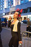 KAYLEE HUTCHINSON, 2013 Bar and Club awerds. Intercontinental. London. 4 June 2013