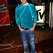NLD/Amsterdam/20100215 -  Lancering MTV Mobile, Jim Bakkum