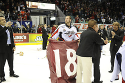 2009 MasterCard Memorial Cup in Rimouski, Quebec.