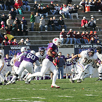 Stagg Bowl XXXII - Linfield College Wildcats vs. University of Mary Hardin-Baylor Cru