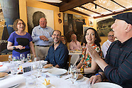 Paddington Art Prize Lunch 13/11/16 Lucio's Restaurant