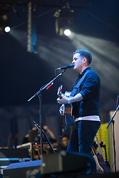Stevie McCrorie performs in the King Tut's Wah Wah Tent at Saturday 9/6 at T in the Park 2016, Strathallan Castle, Perthshire.