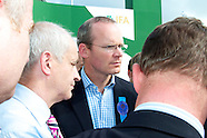 IFA And Simon Coveney at National Ploughing Championships, at Ratheniska, Co. Laois.