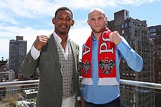 April 26, 2018: Daniel Jacobs vs Maciej Sulecki Final Press Conference