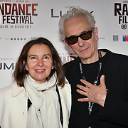 The Telegraphy and Elliot Grove attend 'Souls of Totality' film at Raindance Film Festival 2018, London, UK. 30 September 2018.