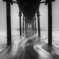 Taken under Pier 14 on December 29, 2014, at 7:40 AM. 21 minutes after sunrise. Temp: 55°.
