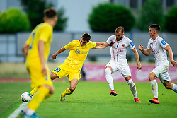 Branko Ilic of Domzale during football match between NK Domzale and NK CB24 Tabor Sezana in 31st Round of Prva liga Telekom Slovenije 2019/20, on July 3, 2020 in Sports park, Domzale, Slovenia. Photo by Vid Ponikvar / Sportida