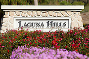 Laguna Hills City Monument