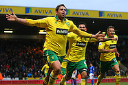 Norwich City v Everton 230213