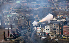 21 Gun Salute | Edinburgh Castle |  6 February 2018
