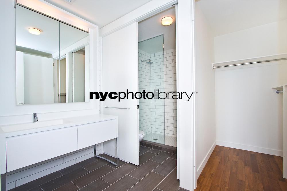 Bathroom at 15 William Street