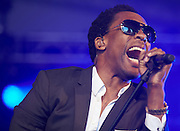 OXFORDSHIRE, UK - JULY 08: Lemar performs on stage at The Cornbury Music Festival on July 8th, 2016 in Oxfordshire, United Kingdom. (Photo by Philip Ryalls)**Lemar
