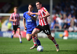 Harry Toffolo of Lincoln City - Mandatory by-line: Alex James/JMP - 22/04/2019 - FOOTBALL - Sincil Bank Stadium - Lincoln, England - Lincoln City v Tranmere Rovers - Sky Bet League Two