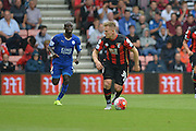 AFC Bournemouth's Matt Ritchie during the Barclays Premier League match between Bournemouth and Leicester City at the Goldsands Stadium, Bournemouth, England on 29 August 2015. Photo by Mark Davies.
