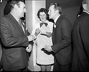 20/04/1970<br /> 04/20/1970<br /> 20 April 1970<br /> Tynagh Mines Dinner Dance at Loughrea, Co. Galway. Mr. P.J. Hughes, Chairman Northgate Group; Mrs M. Winters and Mr. M. Winters, Stores.