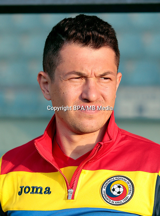 Uefa - World Cup Fifa Russia 2018 Qualifier / <br /> Romania National Team - Preview Set - <br /> Andrei Prepelita
