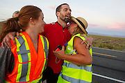 Todd Reichert verbetert zijn eigen wereldrecord dat hij eerder in de week reed tijdens de laatste racedag. In Battle Mountain (Nevada) wordt ieder jaar de World Human Powered Speed Challenge gehouden. Tijdens deze wedstrijd wordt geprobeerd zo hard mogelijk te fietsen op pure menskracht. Het huidige record staat sinds 2015 op naam van de Canadees Todd Reichert die 139,45 km/h reed. De deelnemers bestaan zowel uit teams van universiteiten als uit hobbyisten. Met de gestroomlijnde fietsen willen ze laten zien wat mogelijk is met menskracht. De speciale ligfietsen kunnen gezien worden als de Formule 1 van het fietsen. De kennis die wordt opgedaan wordt ook gebruikt om duurzaam vervoer verder te ontwikkelen.<br /> <br /> In Battle Mountain (Nevada) each year the World Human Powered Speed Challenge is held. During this race they try to ride on pure manpower as hard as possible. Since 2015 the Canadian Todd Reichert is record holder with a speed of 136,45 km/h. The participants consist of both teams from universities and from hobbyists. With the sleek bikes they want to show what is possible with human power. The special recumbent bicycles can be seen as the Formula 1 of the bicycle. The knowledge gained is also used to develop sustainable transport.