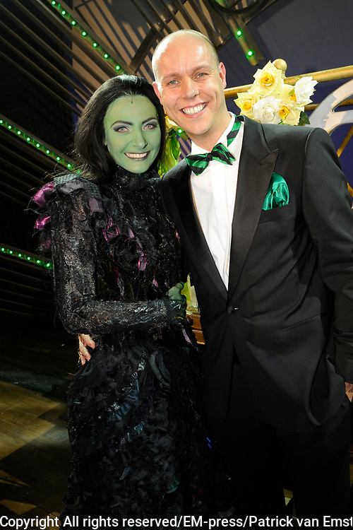 Premiere musical Wicked in het Circus Theater, Scheveningen.<br />
