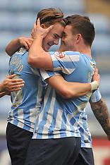 Coventry City  v Bury 13/02/2016