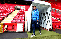 Dominic Telford of Bristol Rovers arrives at The Valley for the opening day of the Sky Bet League One 2017/18 Season - Mandatory by-line: Robbie Stephenson/JMP - 05/08/2017 - FOOTBALL - The Valley - Charlton, London, England - Charlton Athletic v Bristol Rovers - Sky Bet League One