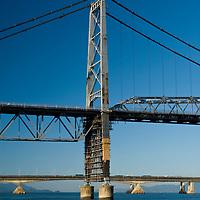 Ponte Hercilio Luz, Florianopolis, Santa Catarina, Brasil. Foto de Ze Paiva, Vista Imagens