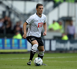 Derby County's Chris Baird - Mandatory by-line: Robbie Stephenson/JMP - 07966386802 - 29/07/2015 - SPORT - FOOTBALL - Derby,England - iPro Stadium - Derby County v Villarreal CF - Pre-Season Friendly