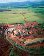 Olokele Sugar Mill, Kauai, Hawaii<br />