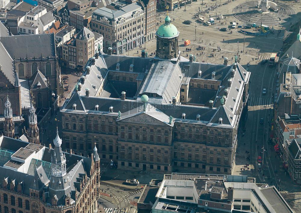 Het Koninklijk Paleis Amsterdam is tegenwoordig actief ontvangstpaleis van het Koninklijk Huis.  Als ontvangstpaleis wordt het gebruikt tijdens staatsbezoeken, voor de nieuwjaarsrecepties van de Koningin en voor andere officiële ontvangsten. Ook vindt er jaarlijks de uitreiking van de Erasmusprijs, de Zilveren Anjer, de Koninklijke Prijs voor Vrije Schilderkunst en de Prins Claus Prijs plaats. Het gebouw speelt tevens een rol in koninklijke huwelijken en de troonswisseling.