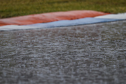 July 21, 2018 - Hockenheim, Germany - Motorsports: FIA Formula One World Championship 2018, Grand Prix of Germany, .Rain on track  (Credit Image: © Hoch Zwei via ZUMA Wire)