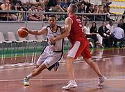 DESCRIZIONE : Rovereto Lega A 2015-2016 Dolomiti Energia Aquila Basket Trento Grissin Bon Reggio Emilia<br /> GIOCATORE : Trent Lockett<br /> SQUADRA : Dolomiti Energia Trento<br /> EVENTO : Campionato Lega A 2014-2015 Precampionato<br /> GARA : Dolomiti Energia Trento Grissin Bon Reggio Emilia provvisorio<br /> DATA : 16/09/2015<br /> CATEGORIA : palleggio <br /> SPORT : Pallacanestro<br /> AUTORE : Agenzia Ciamillo-Castoria/R.Morgano<br /> GALLERIA : Lega Basket A 2015-2016<br /> FOTONOTIZIA : Rovereto Lega A 2015-2016 Dolomiti Energia Aquila Basket Trento Grissin Bon Reggio Emilia Precampionato<br /> PREDEFINITA :