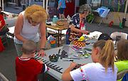 Children's Art, Art Plus Gallery, Art on the Avenue, West Reading Art Fest, Berks Co., PA