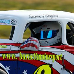 KNOCKHILL Scottish Motor Racing Club meetingl..Kieran Gallagher in the scottish legends cars championship race 2.....(c) STEPHEN LAWSON | StockPix.eu