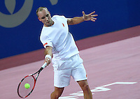 STEVE DARCIS - 06.02.2015 - Tennis - Open Sud de France- Montpellier<br /> Photo : Andre Delon / Icon Sport
