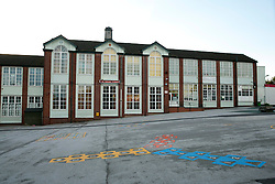 © Licensed to London News Pictures. 09/06/2014. Alum Rock, Birmingham, UK. Nansen Primary School, one of the schools believed to have been put into special measures by OFSTED. Photo credit : Dave Warren/LNP