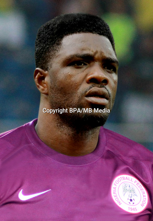 Fifa Men&acute;s Tournament - Olympic Games Rio 2016 - <br /> Nigeria National Team - <br /> Daniel Akpeyi