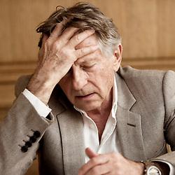 October 22, 2011 - Hollywood, California, U.S. - Director Roman Polanski from the film ''Carnage'' in Paris, France on October 22, 2011  (Credit Image: © Armando Gallo via ZUMA Studio)