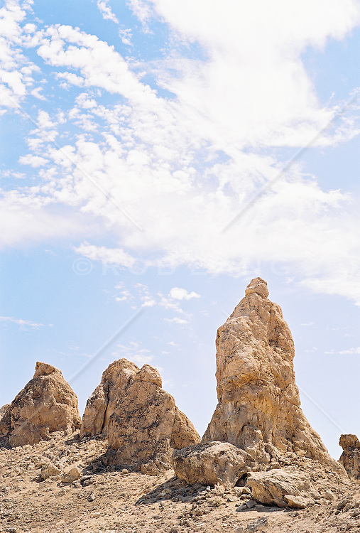 Trona Pinnacles in California