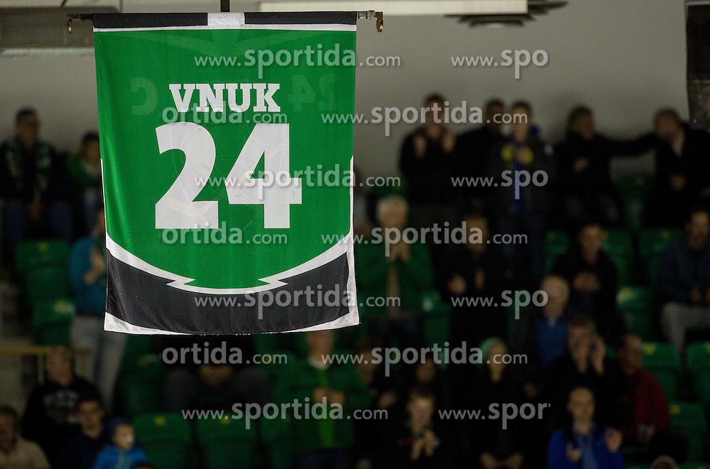 Jersey of Tomaz Vnuk (HDD Olimpija)