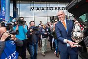 ROTTERDAM - 30-04-2017, AZ - Vitesse, finale KNVB beker, Stadion De Kuip, Gijs de jong
