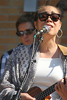 """0007 - Jazz singer, Sarah Marie Young performed Sunday, July 30th, 2017 during the 2017 George Franklin Summer Concert Series in Nichols Park located at 1355 e. 53rd St.<br /> <br /> Please 'Like' """"Spencer Bibbs Photography"""" on Facebook.<br /> <br /> Please leave a review for Spencer Bibbs Photography on Yelp.<br /> <br /> All rights to this photo are owned by Spencer Bibbs of Spencer Bibbs Photography and may only be used in any way shape or form, whole or in part with written permission by the owner of the photo, Spencer Bibbs.<br /> <br /> For all of your photography needs, please contact Spencer Bibbs at 773-895-4744. I can also be reached in the following ways:<br /> <br /> Website – www.spbdigitalconcepts.photoshelter.com<br /> <br /> Text - Text """"Spencer Bibbs"""" to 72727<br /> <br /> Email – spencerbibbsphotography@yahoo.com"""