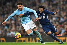Manchester City v Tottenham Hotspur - 16 December 2017